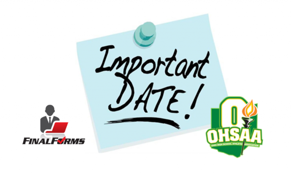 Mandatory OHSAA Pre-Season Meeting Information- Winter Sports