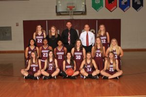 2017-18 Girls Basketball Team Pictures
