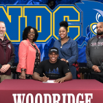 Robert Singletary Commits to Notre Dame College