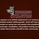 Woodridge Athletics' Transformational Purpose Statement