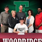Noah Perrin Signs with Eastern Michigan