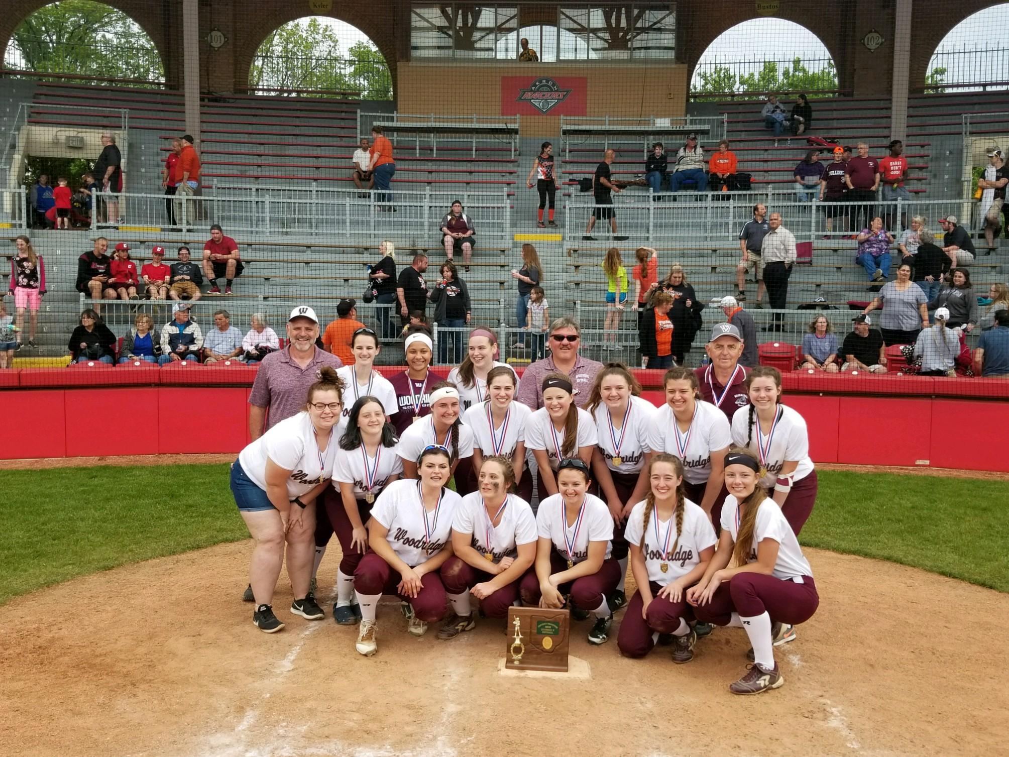 Bulldog Softball Advances to the OHSAA Regional Finals