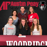 Molly Howard Signs With Austin Peay State University