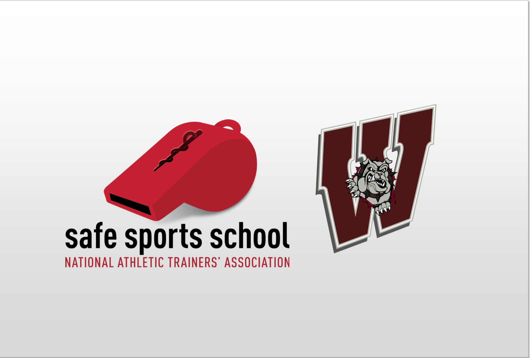 Woodridge High School Receives Safe Sports School Award