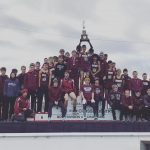 Woodridge Boys Cross Country Wins 8th State Championship