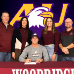 Bradley Goodyear Signs with Ashland University