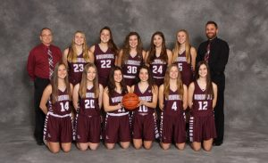 Girls Basketball 18-19 Photos