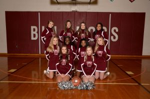 18-19 Winter Cheer Photos