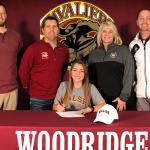 Megan Anderson Signs with Walsh University