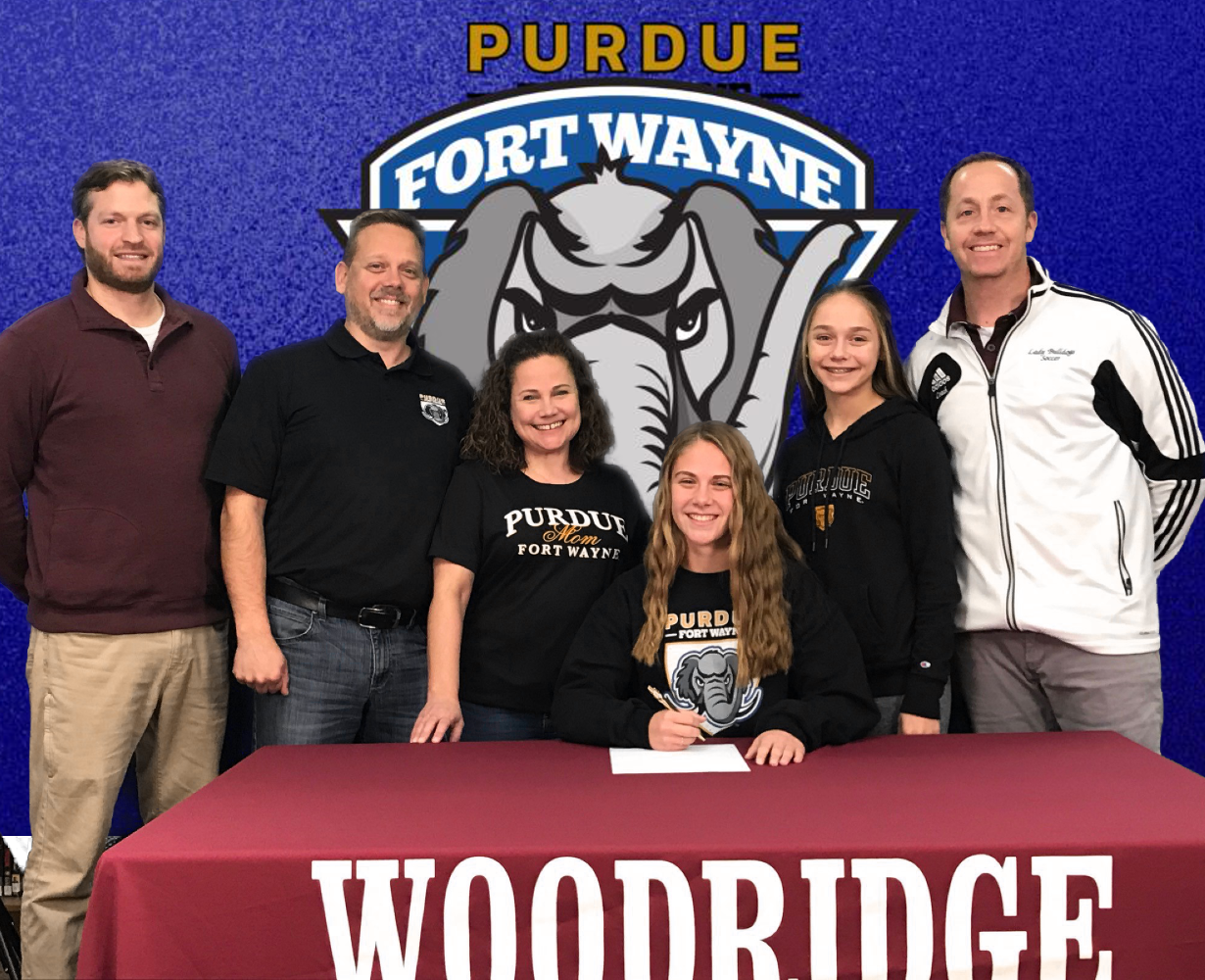 Emily Austin Signs with Purdue University-Fort Wayne