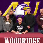 Jarrett Martin Signs with Ashland University
