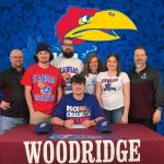 Luke Hosford Commits to The University of Kansas