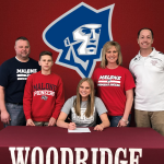 Anna Schmeltzer Signs with Malone University