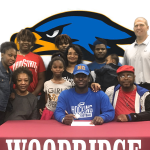 Ronald Williams Commits to Hocking College
