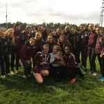 Girls Win 14th Consecutive PTC Track & Field Championship