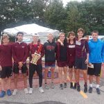 Boys Varsity Cross Country finishes 1st place at Bruce Lerch Invitational- Brecksville Hs