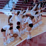 Volleyball earns another huge win over Streetsboro HS