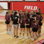 Volleyball falls to Tallmadge HS