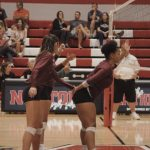 Volleyball earns a program sweep Vs. Ravenna HS.