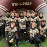 8th Grade Football beats Cloverleaf 52 – 0