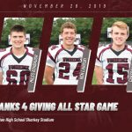 2019 Thanks-4-Giving Charity Football Game at Barberton High School