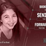 Student Athlete of the Week- Kayla Kearns