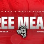 Student Meals Available During Closure