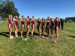 Girls XC Handles a Couple State-Ranked Teams…Finish 2nd at Boardman
