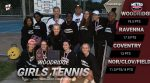 Woodridge Girls Varsity Tennis finishes 1st place at Mac Tennis Tournament- Official Results