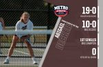 Abigail Decker named MAC Tennis Player of the Year