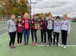 Girls Cross Country Wades to a Win at OHSAA District Meet