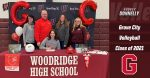 Audrey Donnelly  Commits to Grove City College