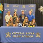 CRHS Girls Signing