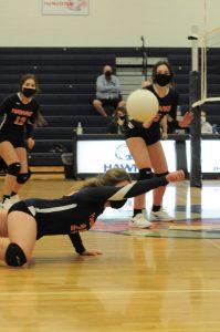 La Salle 2/24/21 JV Volleyball