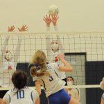 La Salle 2/24/21 Varsity Volleyball