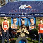 Hawks XC runners shine at Home Meet