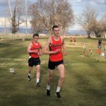 XC runners fly to records in regular season finale