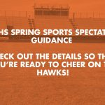 CPHS Spring Sports Spectator Guidance