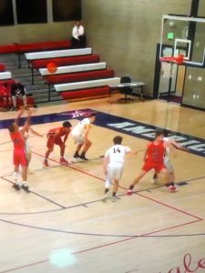 Red Devils defeat American Preparatory Academy 79-53
