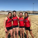 Lady Red Devils Set New School Record