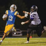 Sumter caps off undefeated regular season with 28-9 win over Crestwood