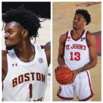 Sumter alumni Moore and Felder face off on national stage as St. John's beats Boston College