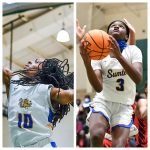Sumter Sweeps Westwood in Varsity Basketball