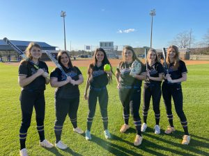 2021 Varsity Softball Picture Day