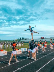 Cheer 2020-Football Season
