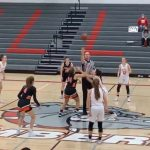 Lady Tigers take care of Kimberly