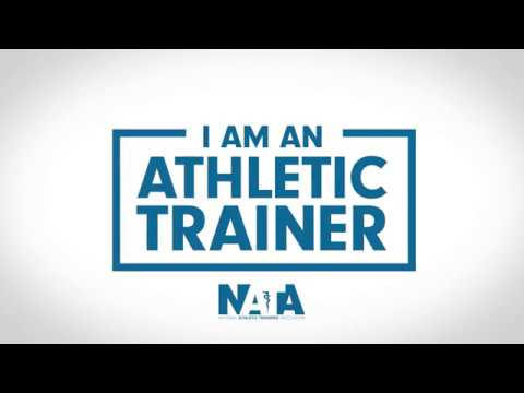 National Athletic Training Month