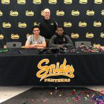 Signing Day for Wrestling Standouts Reakus Shelton and Amir Williams