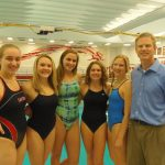 Canton Girls Swim & Dive State Team