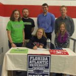 Claire Green signs with Florida Atlantic